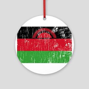 Vintage Malawi Ornament (Round)