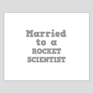 Married to a Rocket Scientist Small Poster