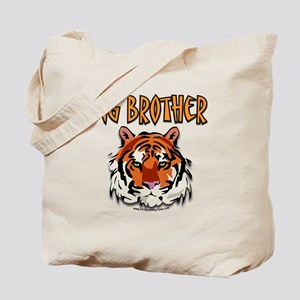 Big Brother Tiger Tote Bag