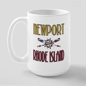 Newport RI Large Mug