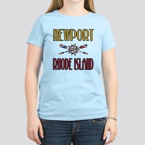 Newport RI Women's Light T-Shirt