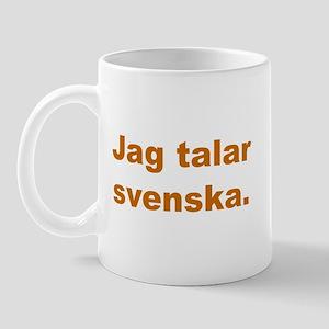 Jag talar svenska Mug