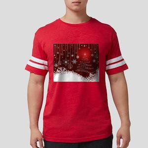 Decorative Christmas Ornamental Snowflakes T-Shirt