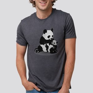 Panda & Baby Panda T-Shirt