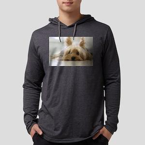 Yorkie Dog Long Sleeve T-Shirt