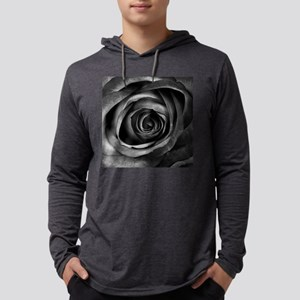 Black Rose Long Sleeve T-Shirt