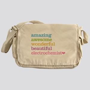 Electrochemist Messenger Bag