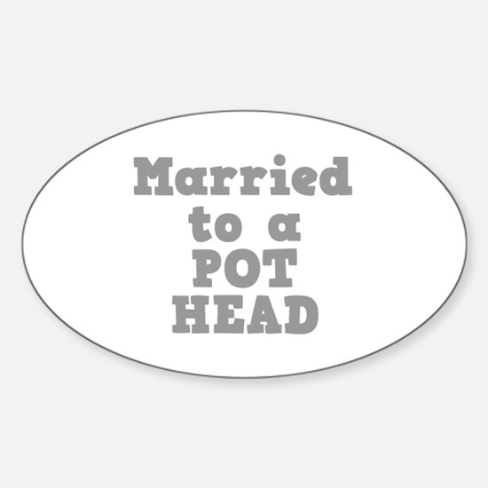 Married to a Prince Oval Decal