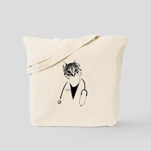 Dr. Cat Tote Bag