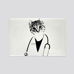 Dr. Cat Magnets