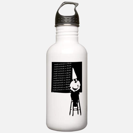 Funny Disobey Water Bottle