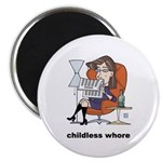 childless whore magnet