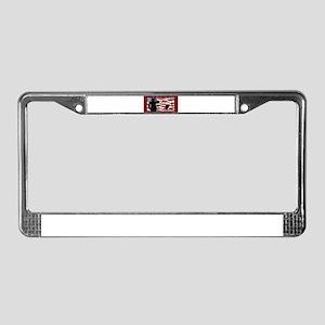 Ecc License Plate (1d) License Plate Frame