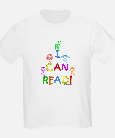 I Can Read 1 T-Shirt