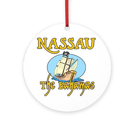 Nassau Ornament (Round)