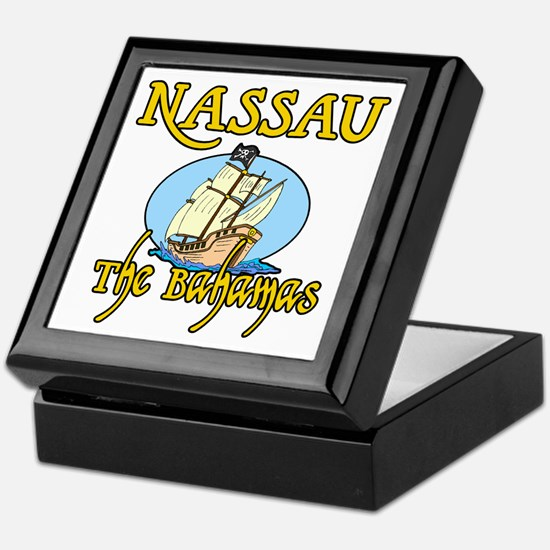 Nassau Keepsake Box