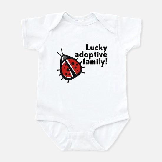 Adoptive Family Infant Bodysuit