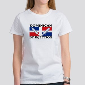 Dominican By Injection Women's T-Shirt