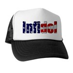 Infidel Trucker Hat