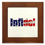 Infidel Framed Tile