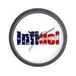 Infidel Wall Clock