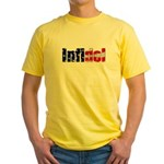 Infidel Yellow T-Shirt