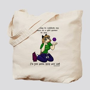 Girl Gamer Tote Bag