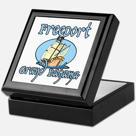 Freeport Keepsake Box