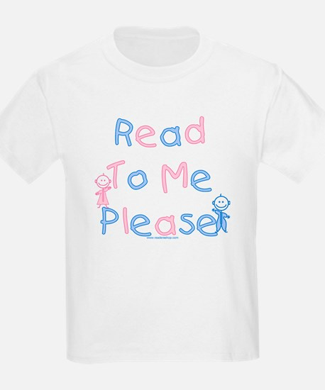 Read to Me Babies T-Shirt