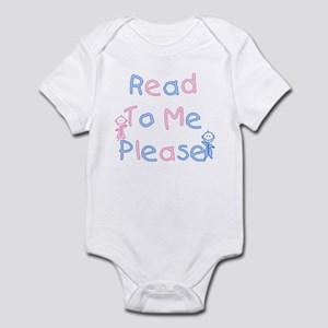 Read to Me Babies Infant Bodysuit