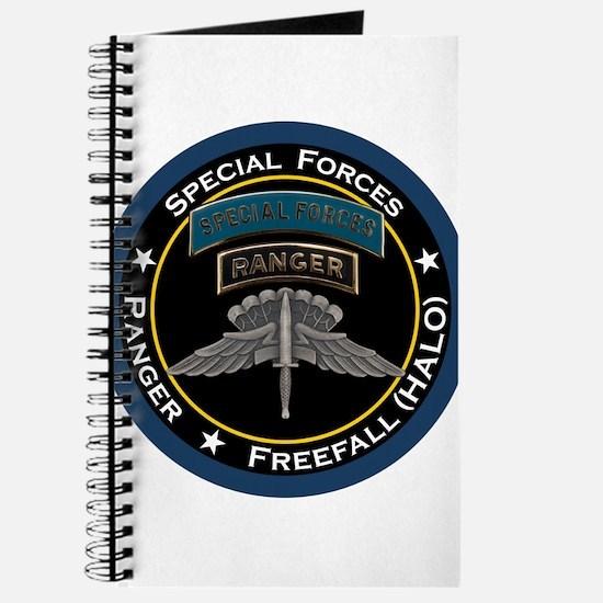 SF Ranger HALO Journal