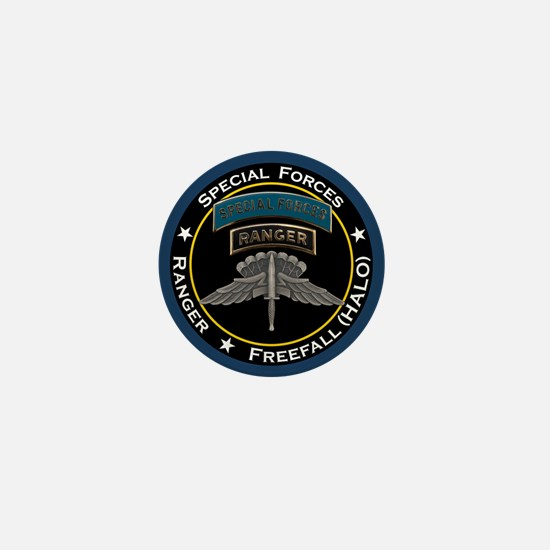 SF Ranger HALO Mini Button