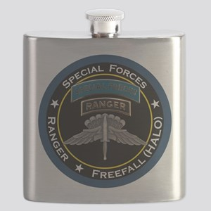 SF Ranger HALO Flask