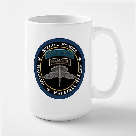 SF Ranger HALO Mugs