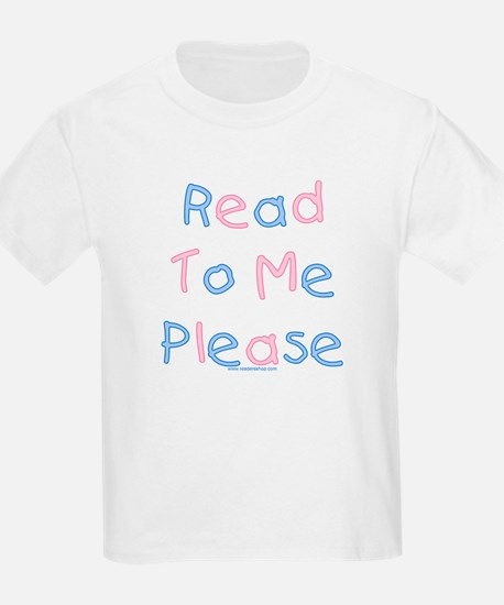 Read to Me T-Shirt