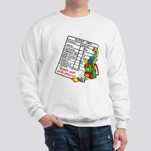 Reads Well with Others! Sweatshirt