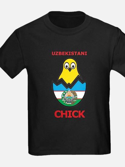 Uzbekistani Chick T