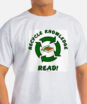 Recycle Knowledge T-Shirt