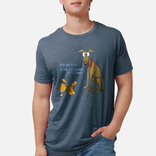 funUntil_10x10_forBlack T-Shirt
