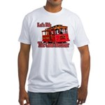 Streetcar Fitted T-shirt