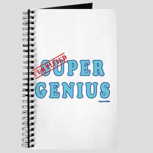 Super Genius Journal