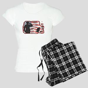 Ecc blood drops and boader (1a) Pajamas