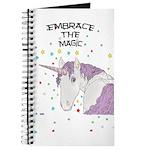 Embrace The Magic Unicorn Journal