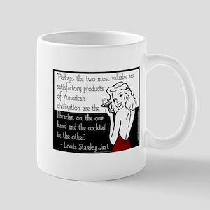 Librarians & Cocktails Mug