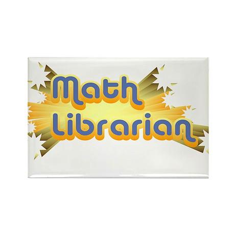 Math Librarian Magnets