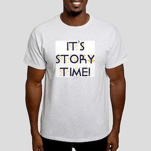 Story Time-Night Sky Light T-Shirt