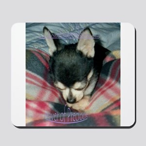 Prayer of Precious is A1 Mousepad