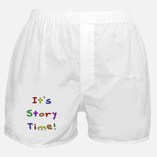 It's Story Time! 2 Boxer Shorts