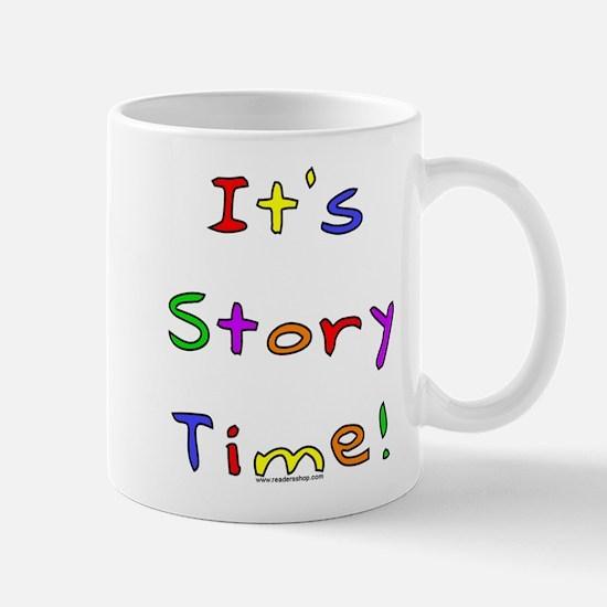 It's Story Time! 2 Mug