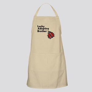 Adoptive Brother BBQ Apron